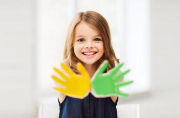 Арт-курсы для детей 6-8 лет