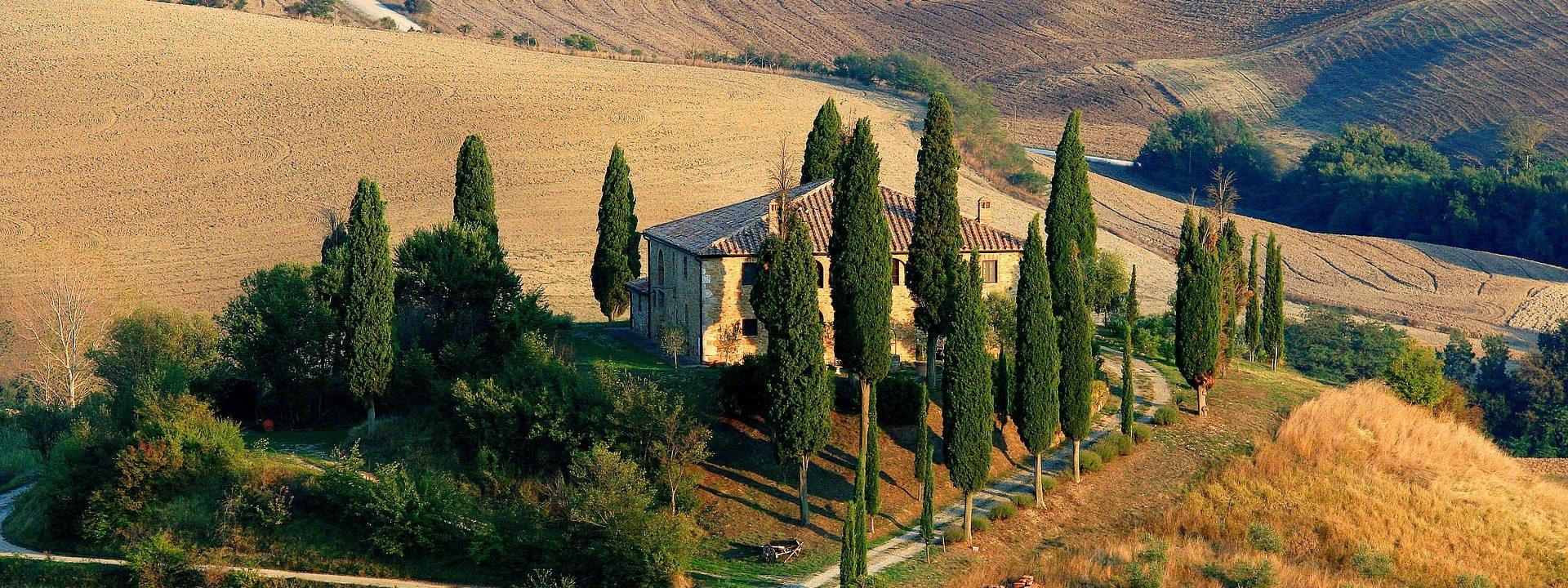 Вдохновляющие пейзажи Тосканы