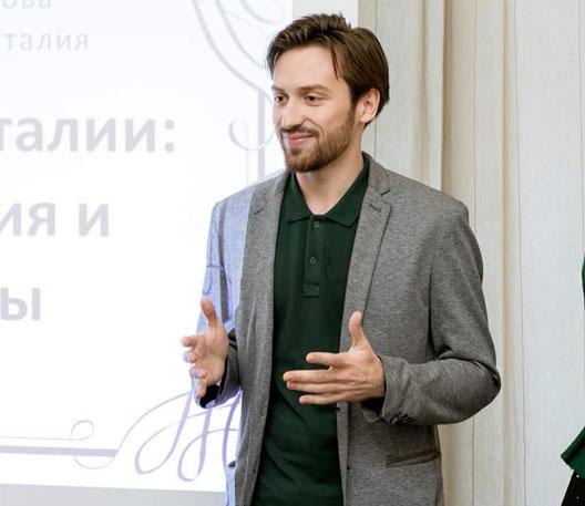 Михаил Десятов